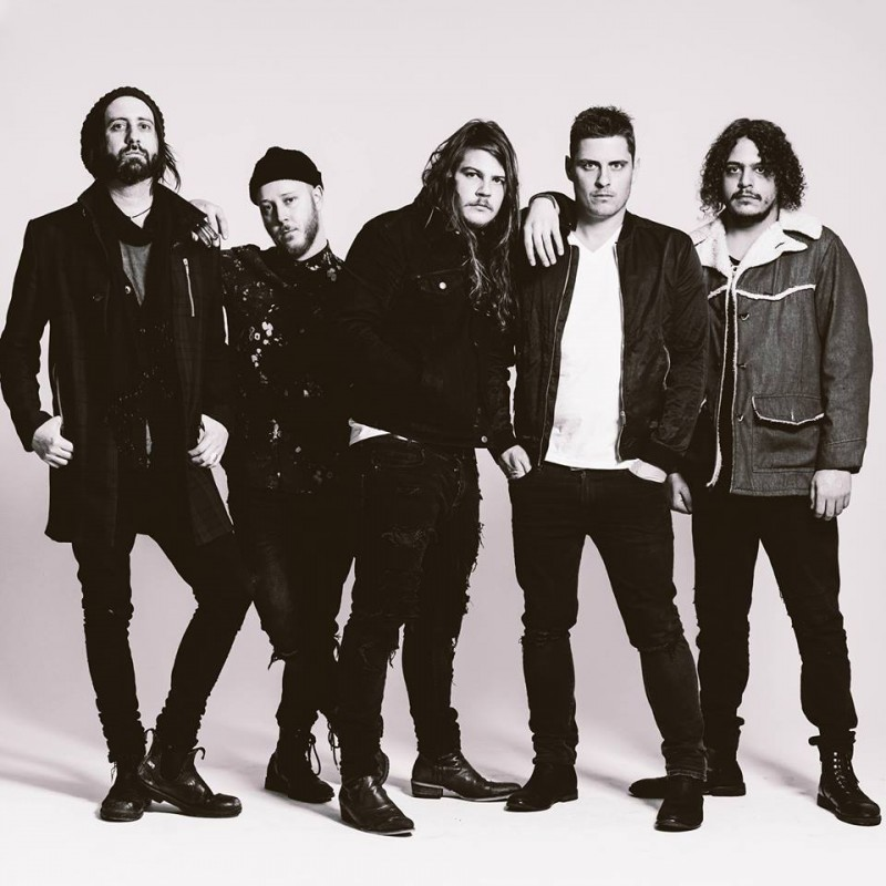 The Glorious Sons - photo by Rob Blackham