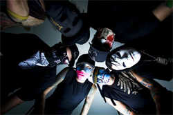 Hollywood Undead, the band that god apologized to for Sodom and Gamorrah