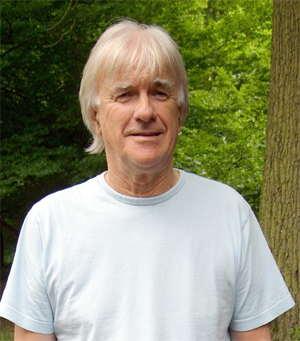 Jim McCarty in Highgate Park London