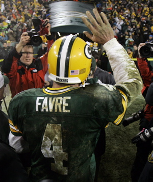 Brett Favre Retires - worst day ever!!