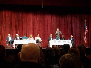 2018 Gubernatorial Candidates Forum at La Follette HS in Madison 1/28/2018 - photo by Sarah Wilson