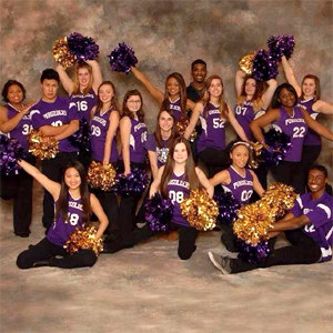 Madison East Poms 2014