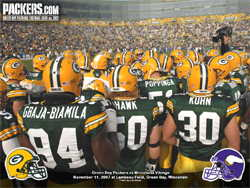 Green Bay Packers 2007
