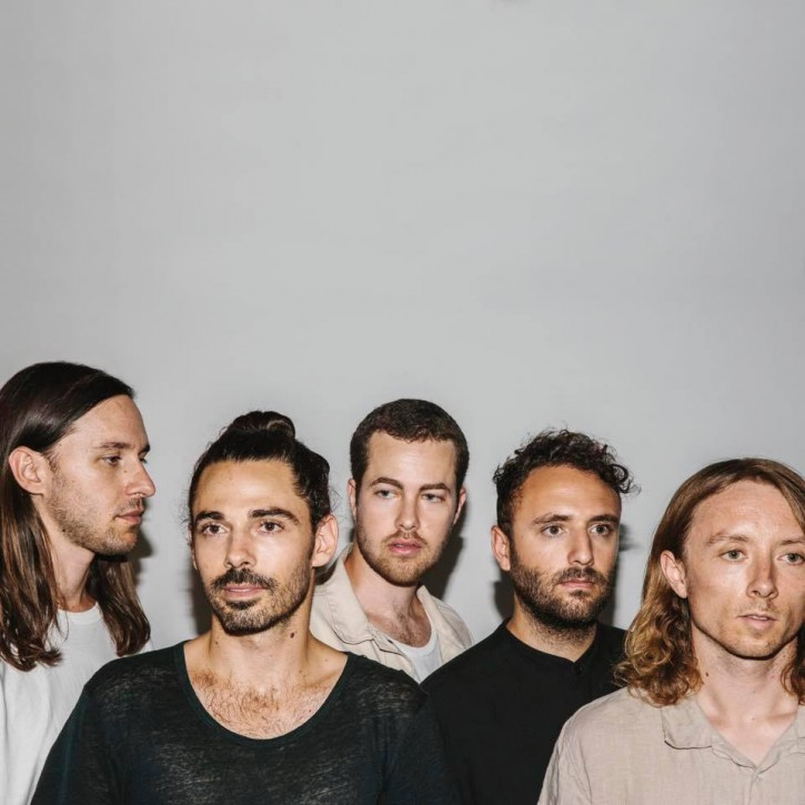 California's LocalNatives - photo by Nathaniel Wood