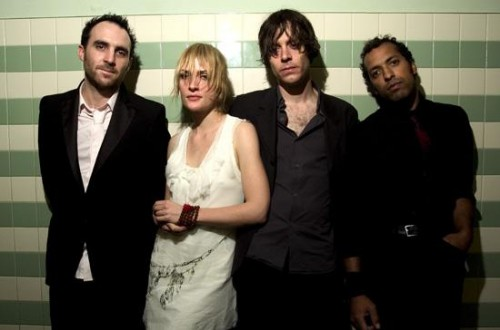 Metric is a Canadian New Wave/indie rock band.