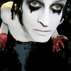 Ogre of Skinny Puppy