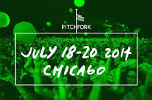 Pitchfork Festival Chicago 2014