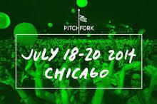Pitchfork Festival Chicago 2014