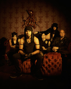 Pop Evil by LeAnne Mueller - photo by LeAnne Mueller