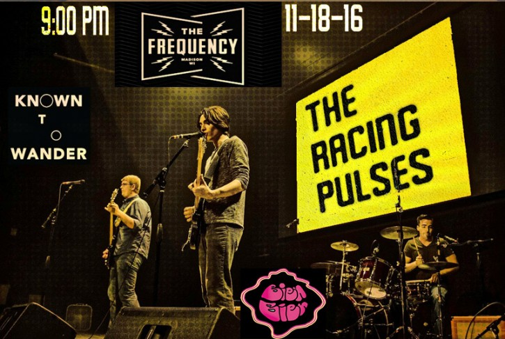 The Racing Pulses