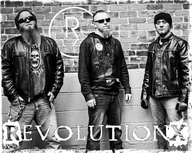 Revolution-X  - photo by Brenda Daniels