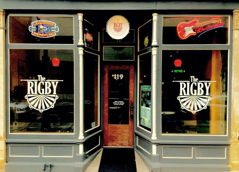 The Rigby Pub & Grill