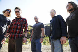 Saving Abel is an American rock band formed by Jared Weeks and Jason Null in 2004