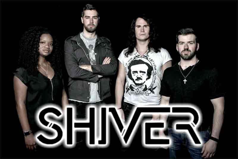 Los Angeles rockers Shiver