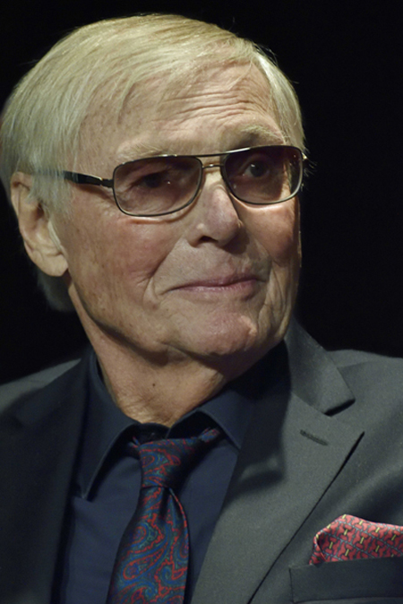 Adam West (Television's Batman) - photo by Michael Sherer