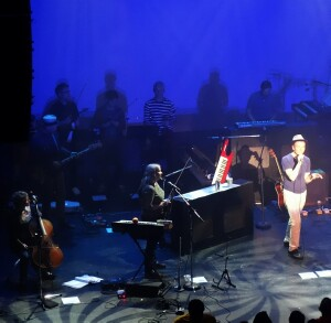 Belle & Sebastian stinking up the Pabst Theater - photo by Sal Serio