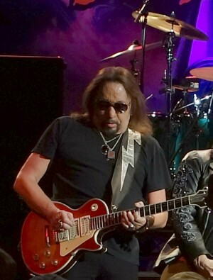 Ace Frehley at Diamond Jo Casino