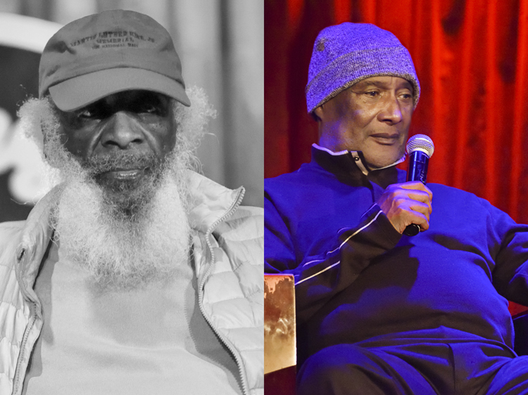 Dick Gregory & Paul Mooney