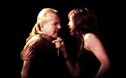 Mark Farner & camper - photo by Michael Sherer