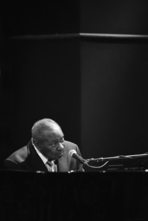 Freddy Cole - photo by Michael Sherer