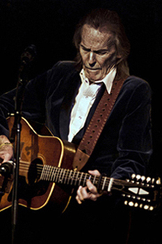 Gordon Lightfoot - photo by Michael Sherer