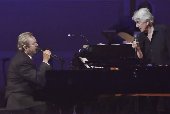 Jimmy Webb & Graham Nash