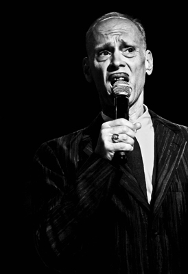 John Waters - photo by Michael Sherer