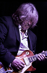 Mick Taylor - photo by Michael Sherer