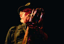 Doc Kupka of Tower of Power