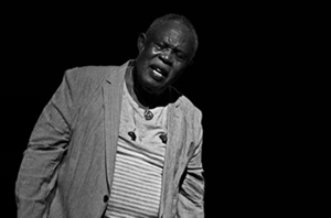 Sam Moore at the City Winery in New York City 7/17/2012 - photo by Michael Sherer