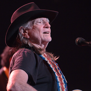 Willie Nelson - photo by Jennifer Bronenkant