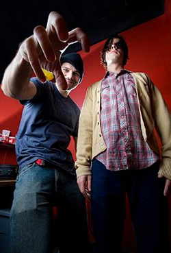 Eyedea and the Abilities - photo by Darien Chin