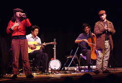 The Magnetic Fields  - photo by Clay Walker