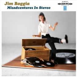 Jim Boggia - Misadventures in Stereo