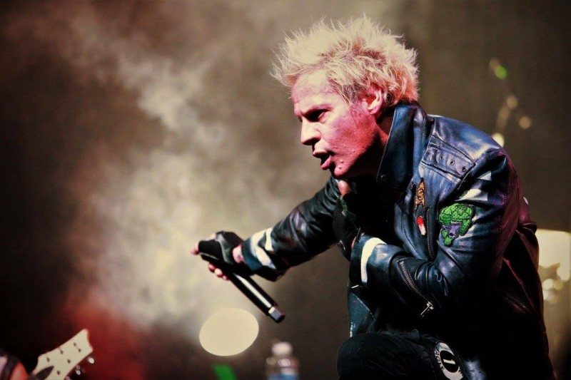 Spider One of Powerman 5000