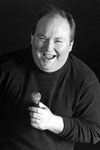 Comedian/DJ Steve Purcell