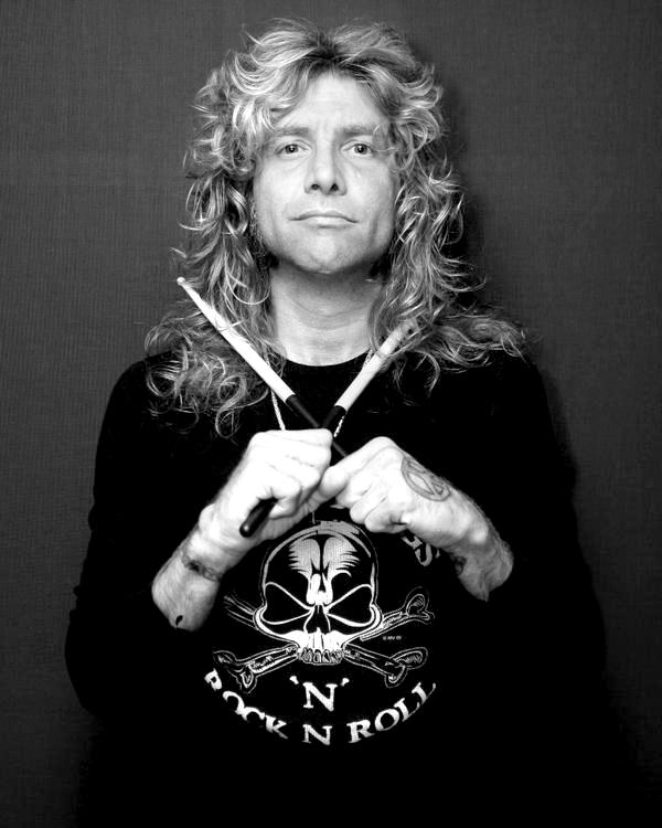 former Guns n' Roses drummer Steven Adler