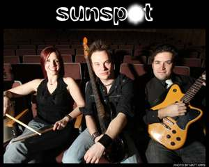 Sunspot at the Market Square theater in Madison - photo by Mike App