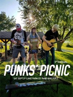 3rd Annual Punk's Picnic
