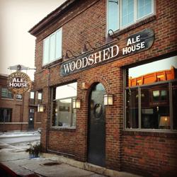 Woodshed Ale House - Sauk City