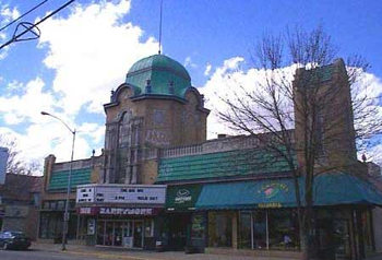 Madison's eastside theater, The Barrymore!