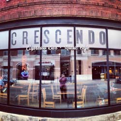Crescendo Espresso Bar & Music Cafe