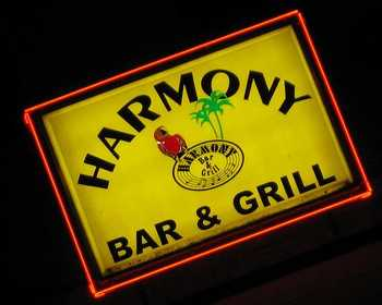 Harmony Bar & Gill on Madison's eastside, best Pizza in town!