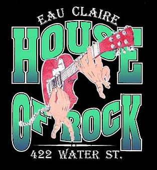 House of Rock in Eau Claire, Wisconsin