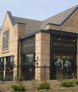 Mo's Irush Pub in Wauwatosa, Wisconsin