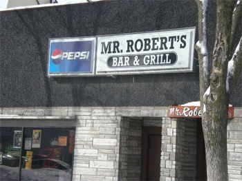 Mr. Robert's on the East Side of Madison