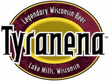 Tyranena Brewing Company in Lake Mills, Wisconsin