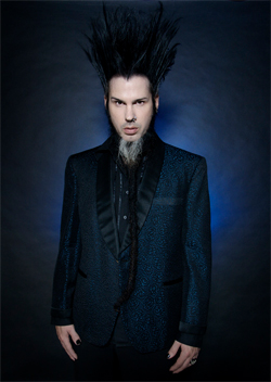 Vocalist/Guitarist Wayne Static