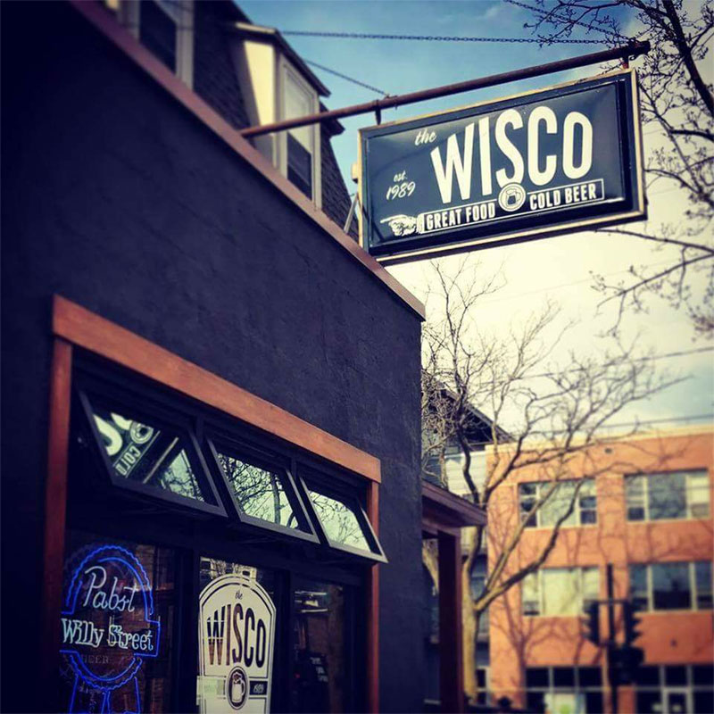 The Wisco on Willy Street